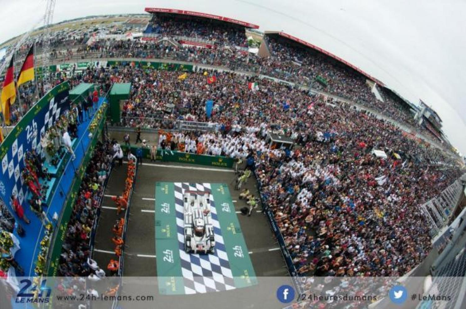 Only 24 days to go! 24 good reasons to attend the 24 hours of Le Mans