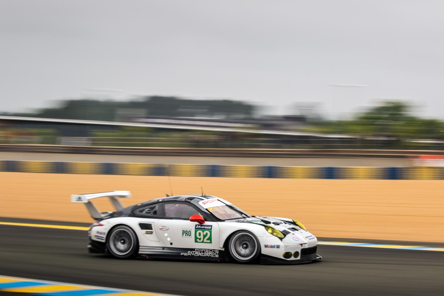 24 Hours of Le Mans Test Day - Round-up after the first session