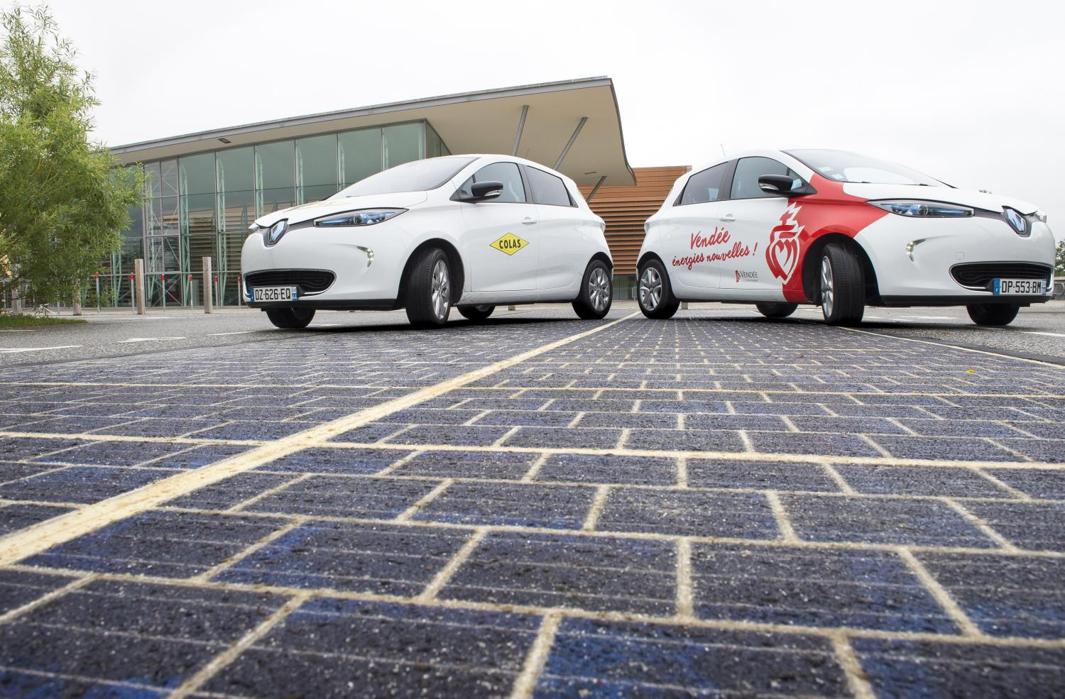 Wattway takes the road to the future