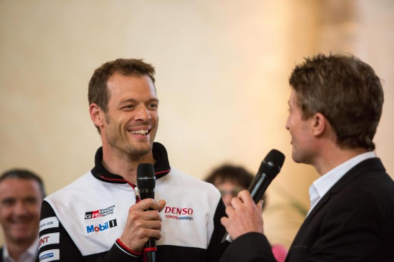 24 Hours of Le Mans - Alex Wurz, proud to have served as Grand Marshal in 2016