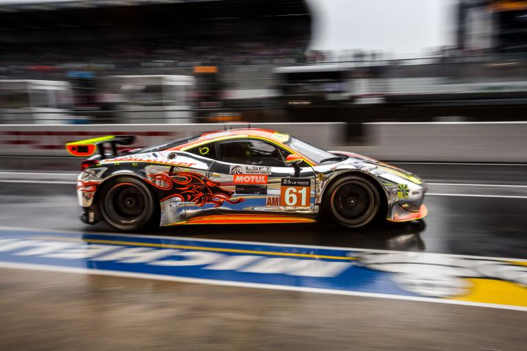 Clearwater Racing looking to compete in the World Endurance Championship (WEC) in 2017