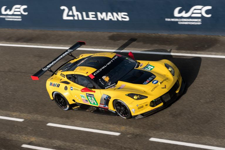 The American teams in full tilt preparations for the 24 Hours of Le Mans