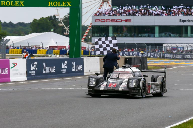 porsche remporte les 24 heures du mans 2016 aco automobile club de l 39 ouest. Black Bedroom Furniture Sets. Home Design Ideas