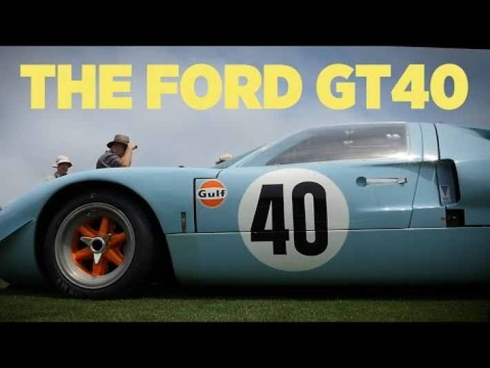 Ford celebrates the 50th anniversary of its first Le Mans win in California.