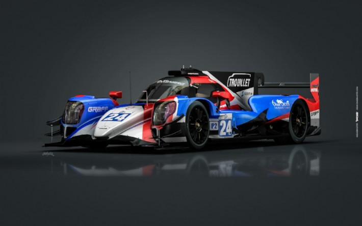 Graff Racing's goal is the 2017 24 Hours of Le Mans with an Oreca 07 LM P2