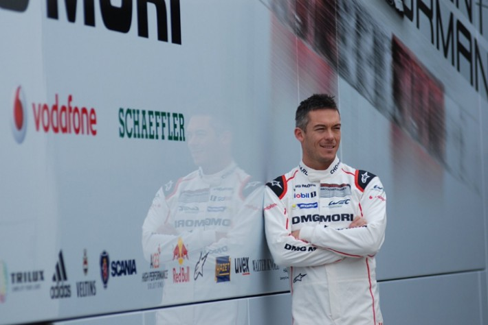 WEC - André Lotterer's (Porsche) new colors