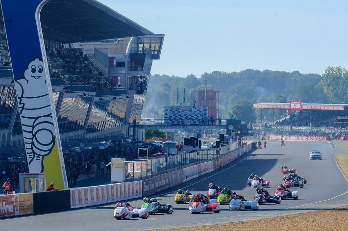 2017 24 Heures Motos - Fun on the side