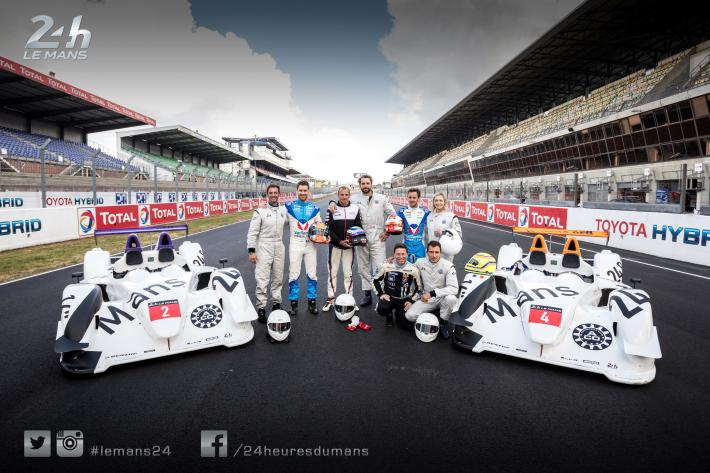 Third Le Mans Passion Share  - From noise to silence