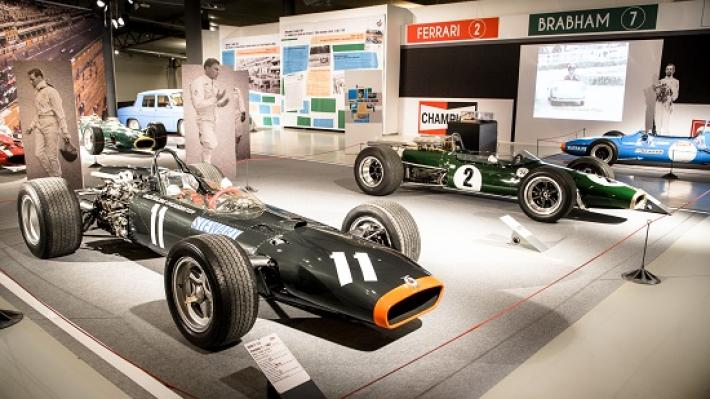 Exhibition: 4th May – 31st August  Le Mans 67 – Le Mans 67 – An exceptional grand prix