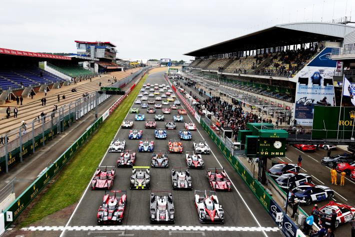 2017 Le Mans 24 Hours  - The official list of entries revealed!