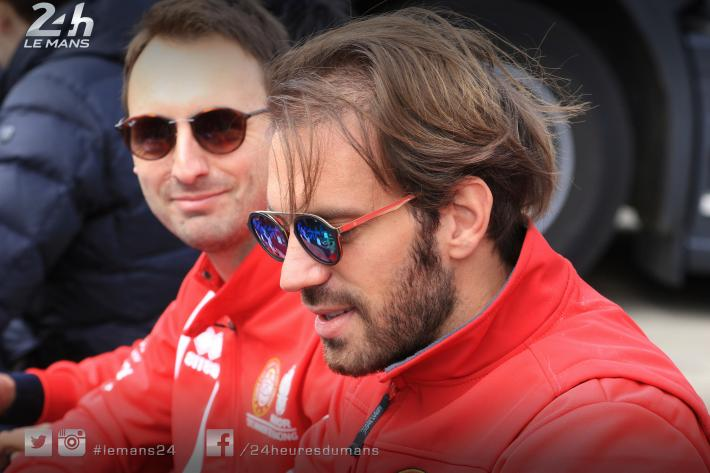 "Jean-Eric Vergne (Oreca): ""I can't wait to do the 24 Hours of Le Mans."""
