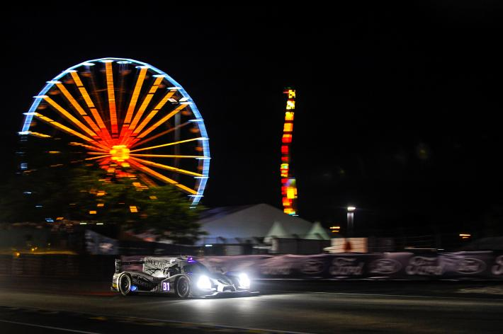 2017 Le Mans 24 Hours - Only 10 days to go to the start of a hectic festive week!