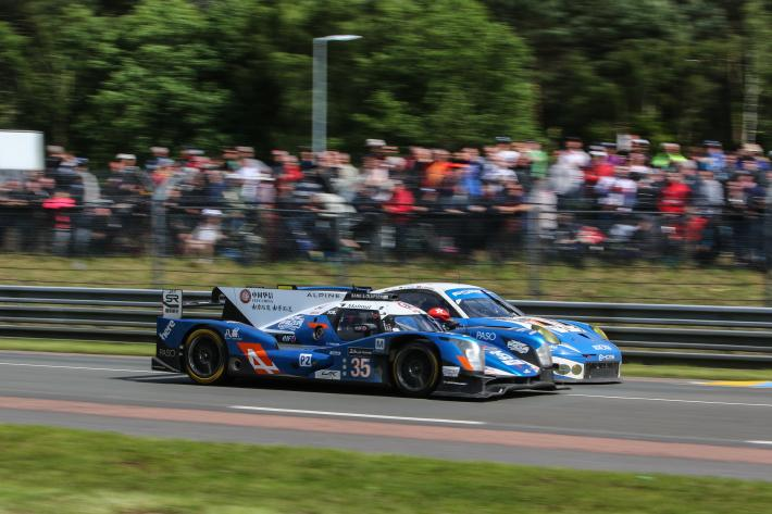 The 2017 Le Mans 24-Hours - Test Day Explanation