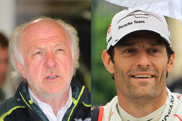 2017 Le Mans 24 Hours - David Richards and Mark Webber honoured