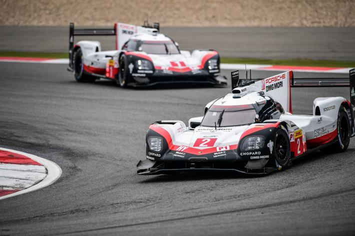 WEC - Porsche scores a one-two on its home turf at the 6 Hours of Nürburgring