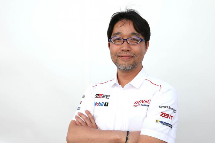 A change in leadership within the official Toyota team