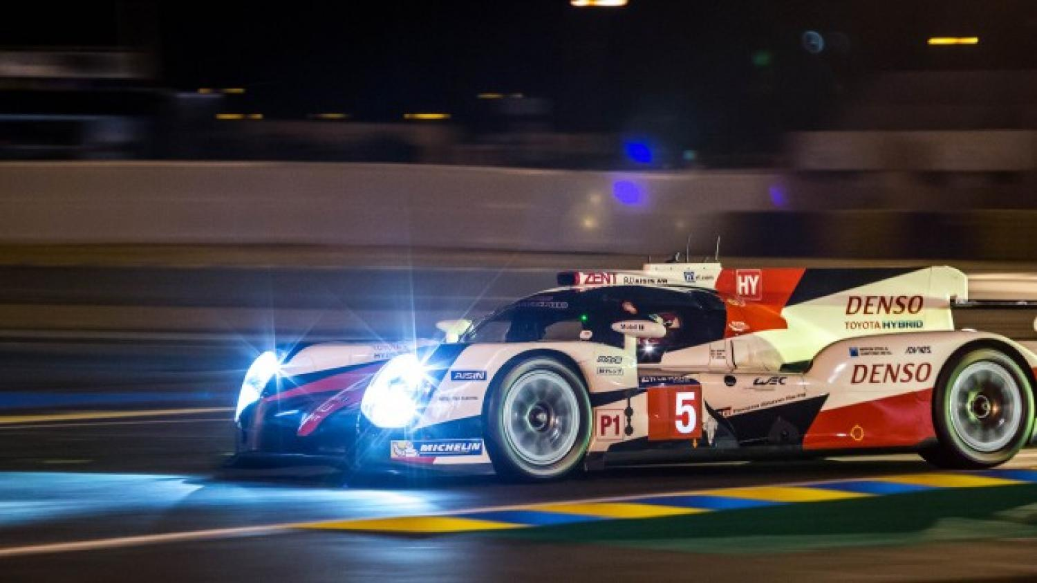Toyota Gazoo Racing believe they are in with a chance