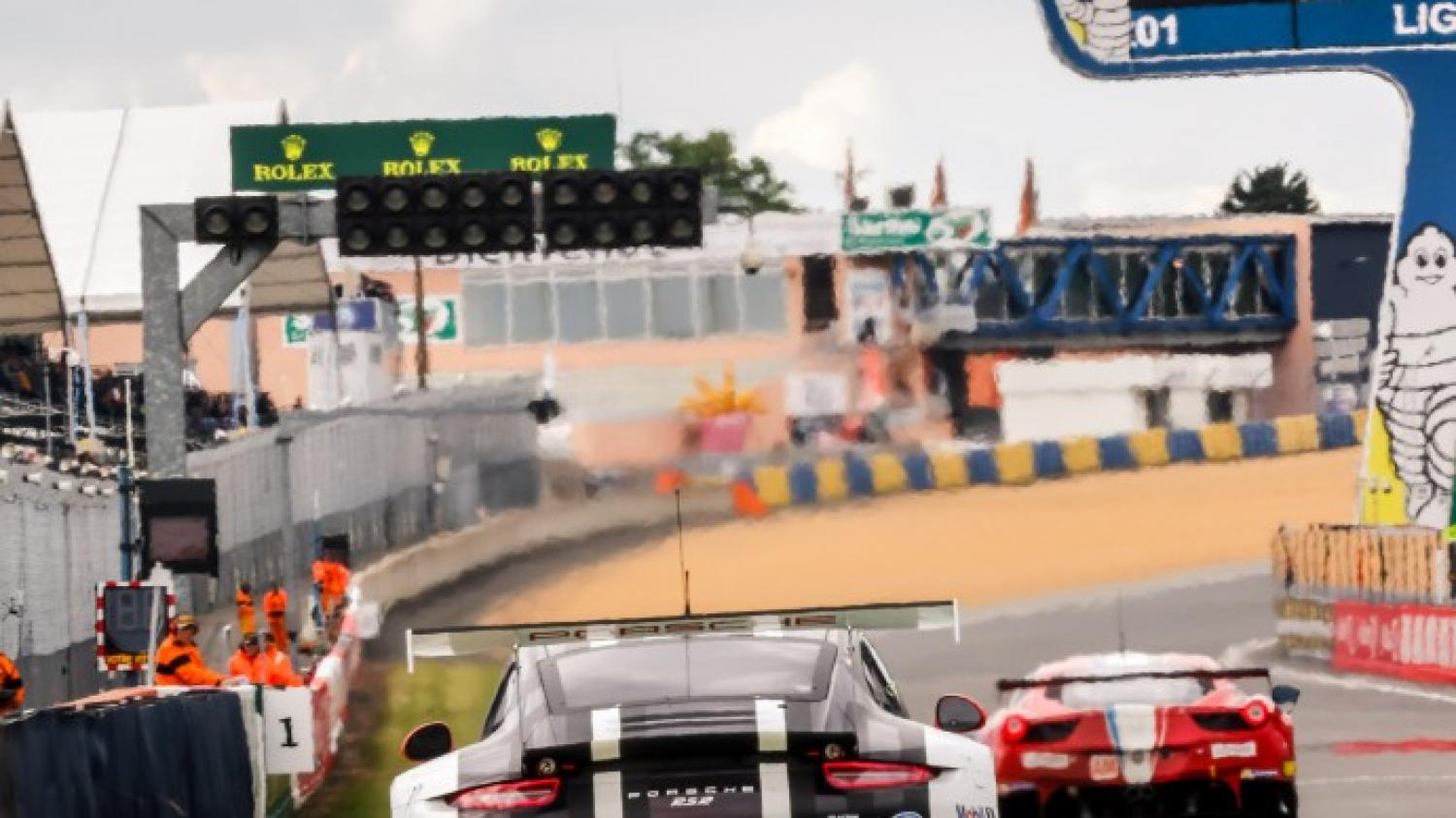 LM GTE Pro Balance of Performance change ahead of Le Mans