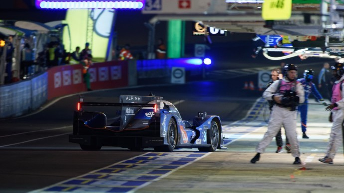 Twelfth hour: Toyota the one to beat at mid-race