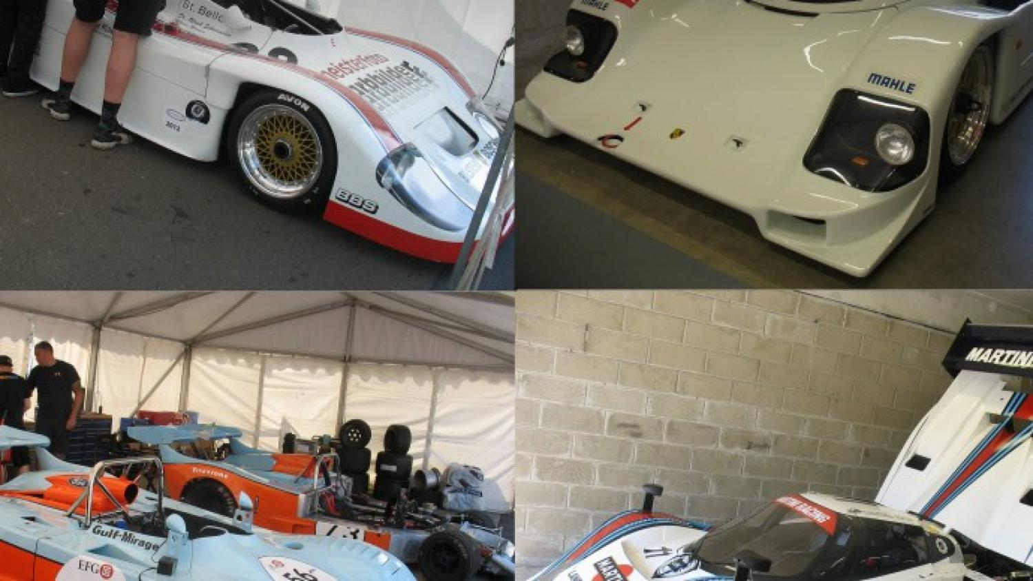 Le Mans Classic 2016 - Friday morning's news in brief