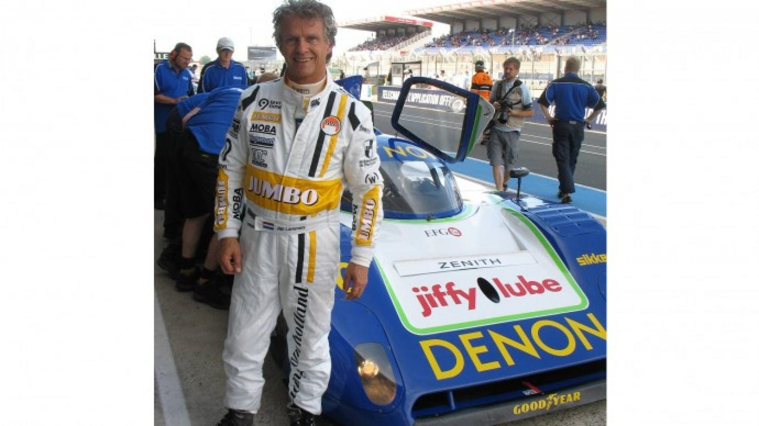 Le Mans Classic - Jan Lammers sees Le Mans in a new light