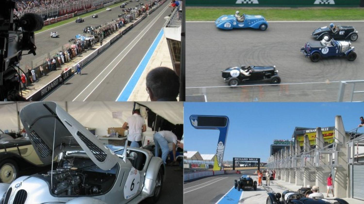 Le Mans Classic 2016 - The first heats affected by the heat!
