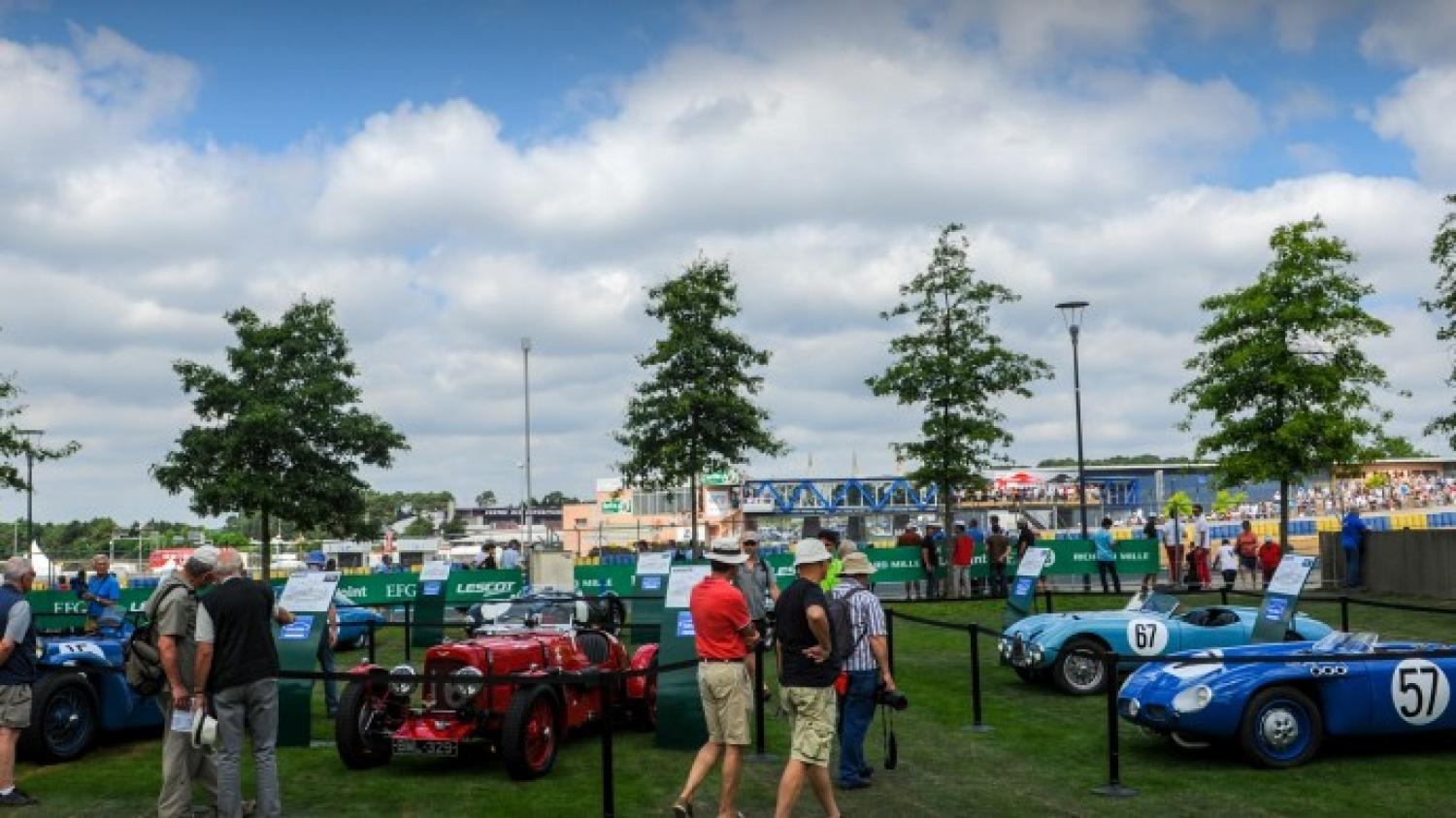 Le Mans Classic - The Le Mans Heritage Club pays tribute to 24 Hours of Le Mans cars