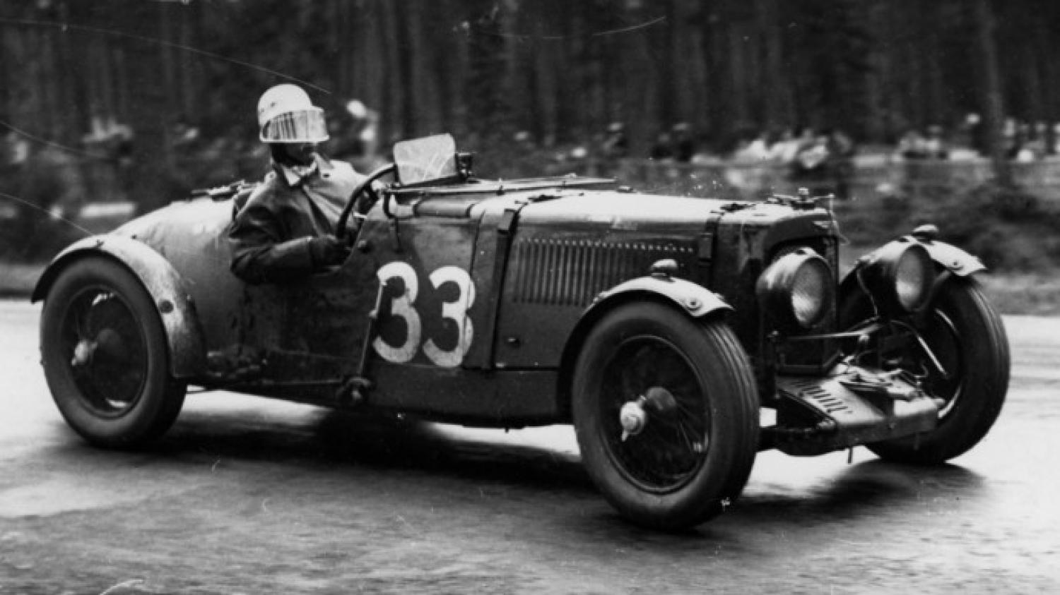 The Aston Martin Ulster Eighth At The 1935 24 Hours Of Le Mans For Sale In Monterey 24h Lemans Com