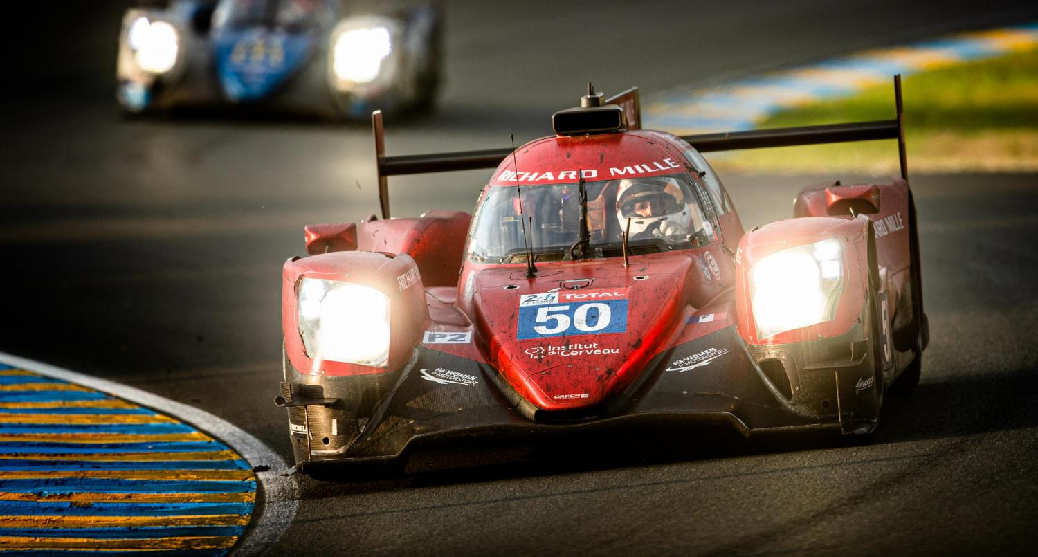 24 Hours of Le Mans – Richard Mille Racing Team's rookies turn in a five-star performance | 24h-lemans.com