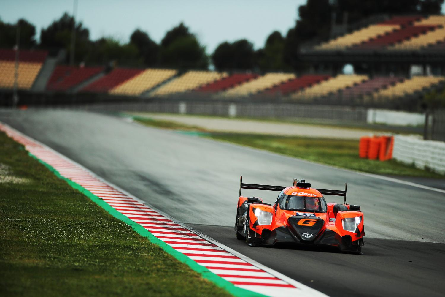 ELMS – G-Drive Racing takes pole position at the 4 Hours of Barcelona | 24h-lemans.com