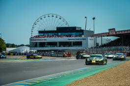 LMGTE Am driver line-up update for the 2018 24 Hours of Le Mans