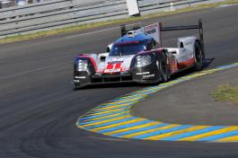WEC - Final pole position of the year won by the #1 Porsche 919 Hybrid