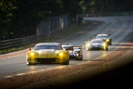 Relive Corvette Racing's 2017 24 Hours of Le Mans (video)