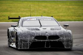 Official presentation on September 12th of the BMW M8 GTE destined for the 2018 24 Hours