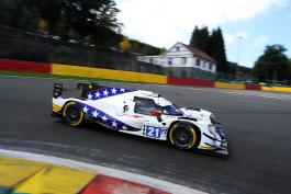 ELMS - 4 Hours of Spa-Francorchamps : DragonSpeed on pole