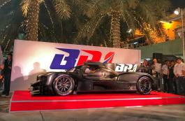 WEC - The new BR1 unveiled in Bahrain, two teams to enter the car in LMP1