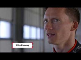 Sébastien Buemi and Mike Conway's (Toyota) goals for Le Mans