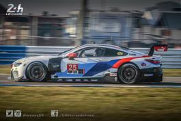 First pole for the BMW M8 in GT at the 12 Hours of Sebring
