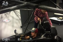 Fernando Alonso passes simulator test with flying colors ahead of 24 Hours of Le Mans