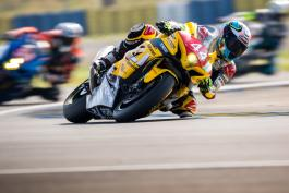 24 Heures Motos – No Limits Motor Team rêve d'un nouveau podium en Superstock