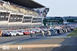 Le Mans Classic, spectator attendance achieves a historic record!
