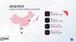 Asian Le Mans Series 2018-2019 season