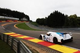 Mission H24 - A world first for the ACO and Green GT: hydrogen-powered racing car on track