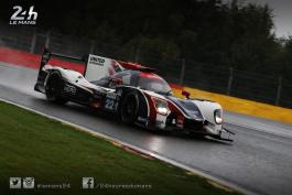ELMS - Rain Stops Play in Belgium as United Autosports Take First Win of 2018