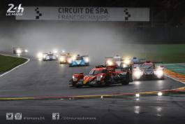 ELMS - Video Highlights of the 4 Hours of Spa-Francorchamps