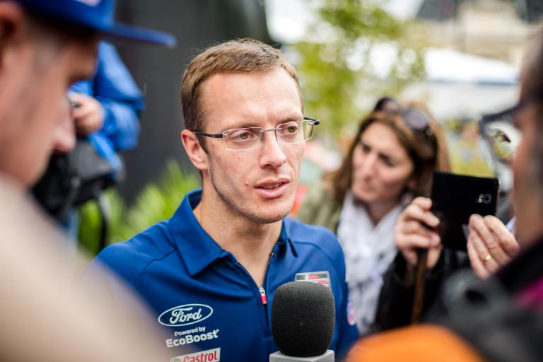 Sébastien Bourdais (Ford) back at the top of his game ahead of the 24 Hours of Le Mans
