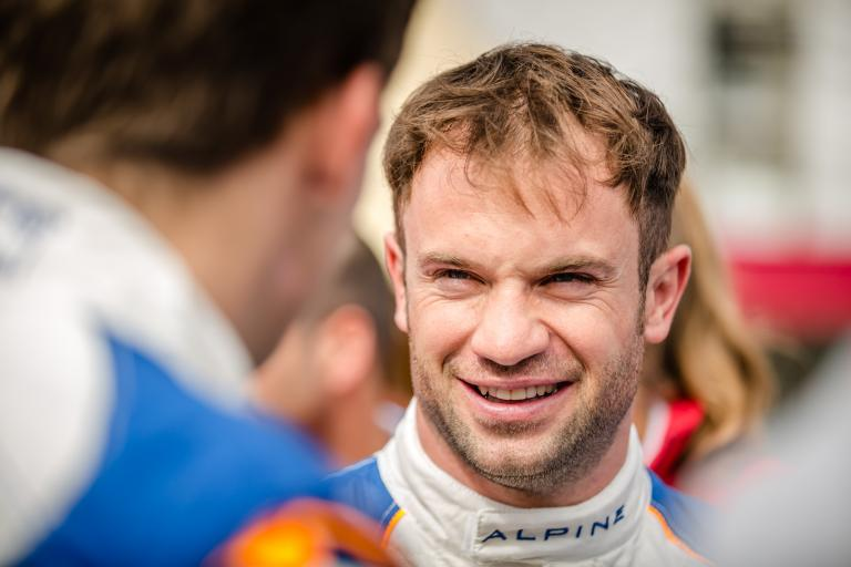What Nicolas Lapierre (Alpine) likes most about the 24 Hours of Le Mans