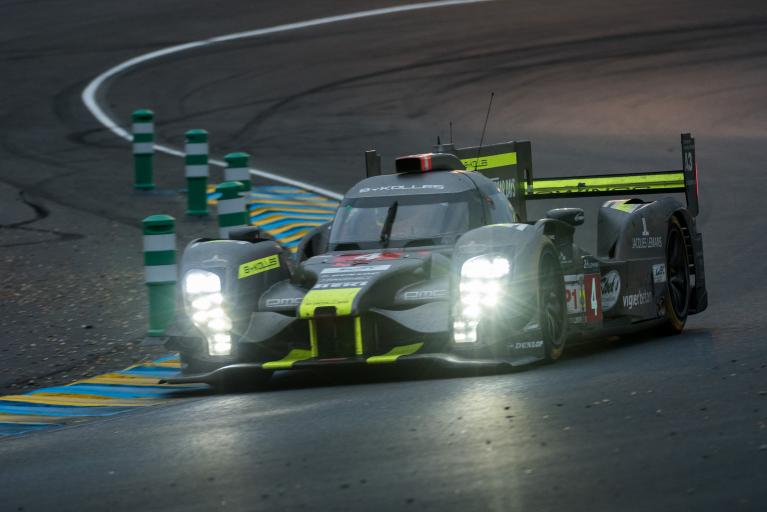 les quipes lmp1 des 24 heures du mans 2017 bykolles. Black Bedroom Furniture Sets. Home Design Ideas