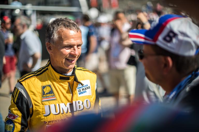 "Jan Lammers (Dallara): ""My goal is still a 24th participation in the 24 Hours of Le Mans."""