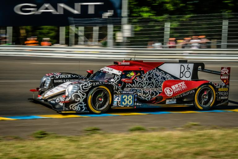 Jota Sport, the ace in the LMP2 pack at the 24 Hours of Le Mans (+ video)